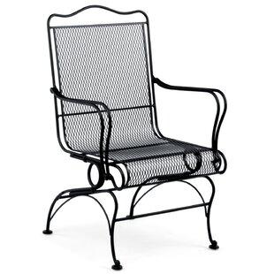 Tucson High Back Coil Spring Patio Chair