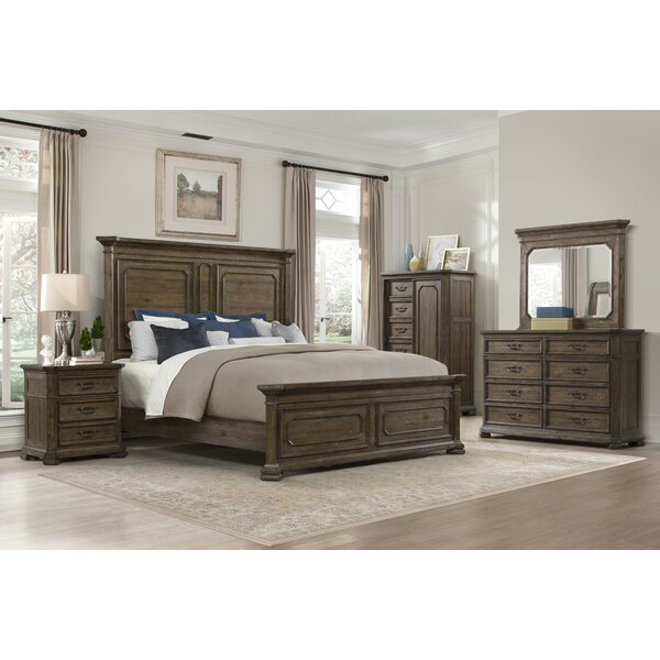 Casa Grande Sleigh Configurable Bedroom Set by Gracie Oaks