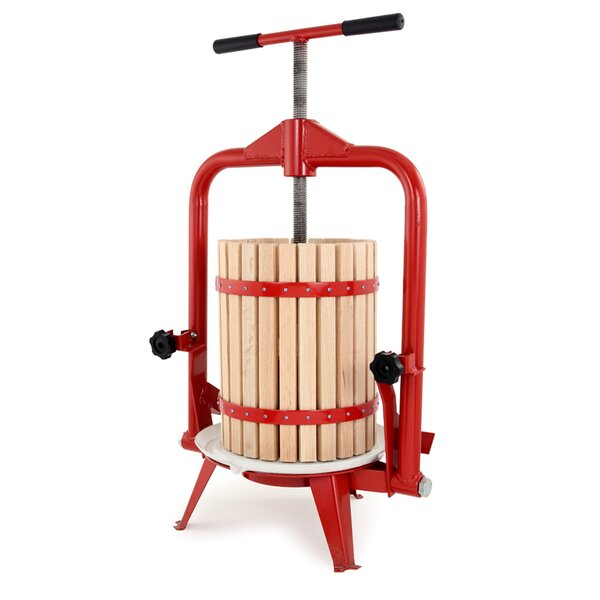 Harvest Deluxe Fruit and Wine Press by TSM Products