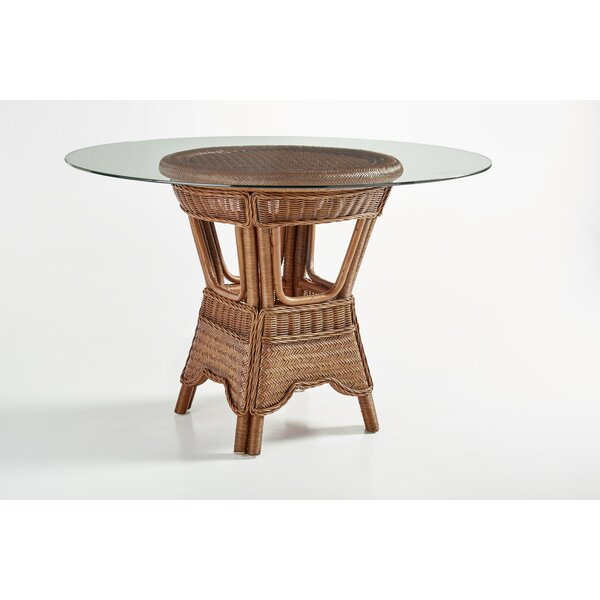 Stowell Dining Table by Bay Isle Home Bay Isle Home