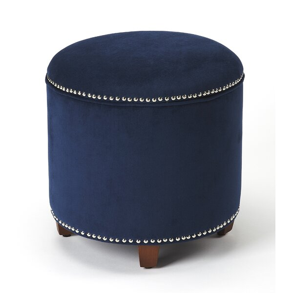 Michele Storage Ottoman by Canora Grey