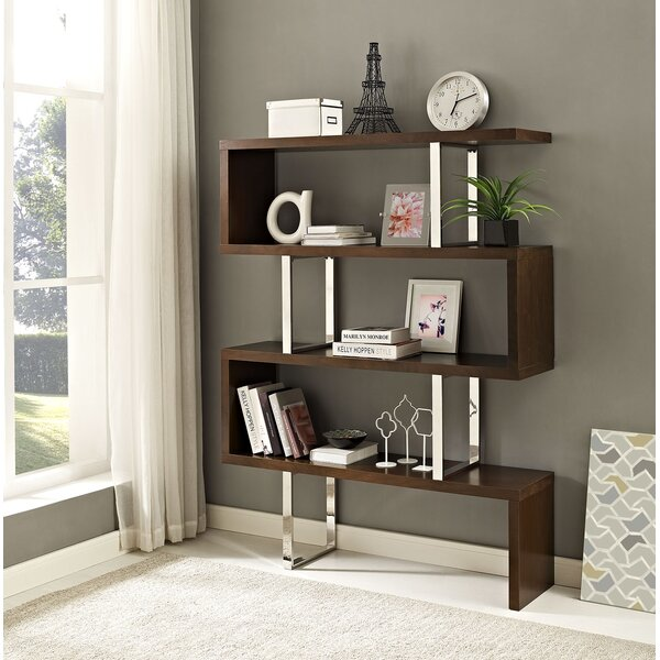 Meander Cube Unit Bookcase by Modway