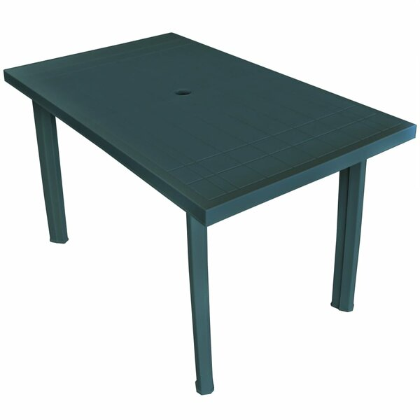 Bowman Plastic Dining Table by Symple Stuff