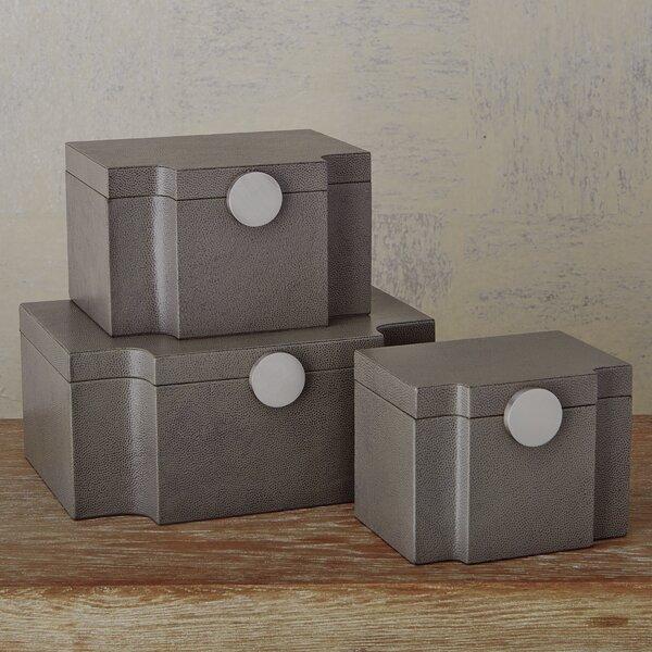 Serpentine Decorative Box by Studio A Home