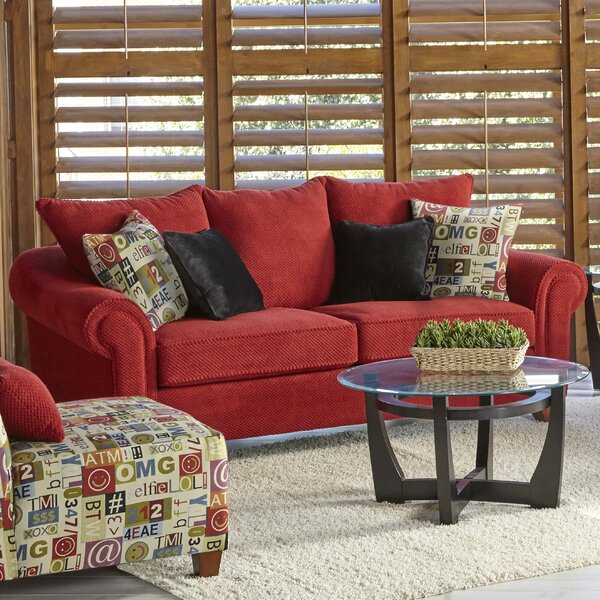 Best Bargain Tricia Loveseat by Alcott Hill by Alcott Hill