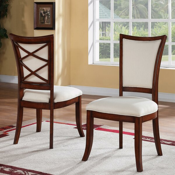 Leander Side Chair (Set of 2) by World Menagerie