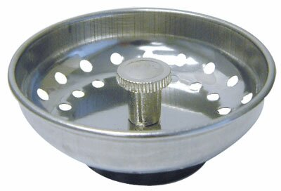 Replacement Basket Drain Strainer for K-6 Drain by Advance Tabco