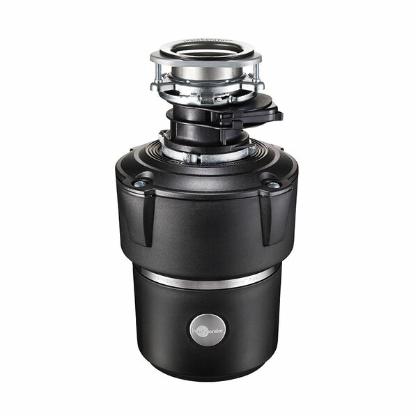 PRO Cover Control Plus 7/8 HP Batch Feed Garbage Disposal by InSinkErator