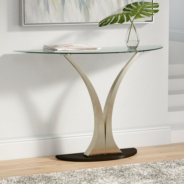 Corbridge 46' Console Table By Wade Logan