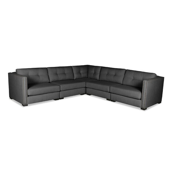 Timpson Plush Deep Modular Sectional by Latitude Run