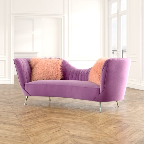 Creeves Curved Sofa By Mercer41