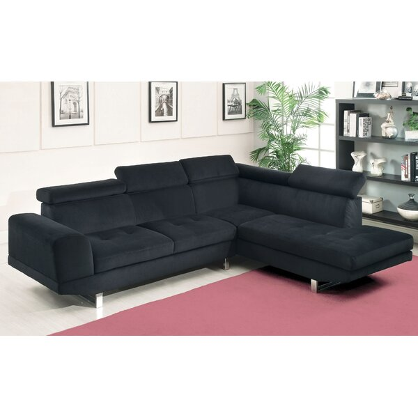 Rittonea Reclining Sectional by Hokku Designs