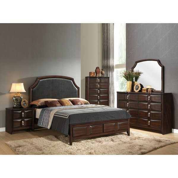Elidge Panel Configurable Bedroom Set by Darby Home Co