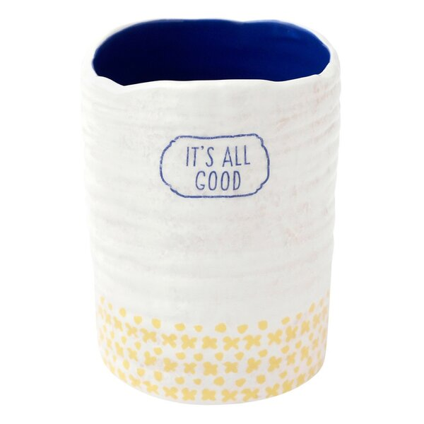 Clever Kitchen Utensil Crock by Hallmark Home & Gifts