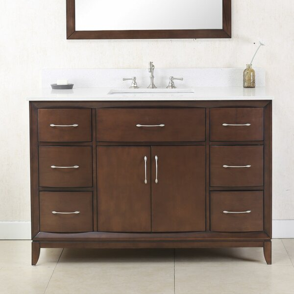 Letona 48 Single Bathroom Vanity Set by Charlton Home