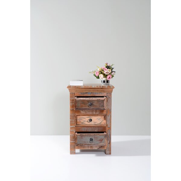 Ariana End Table By Loon Peak