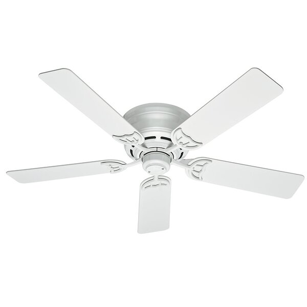52 Low Profile III 5-Blade Ceiling Fan by Hunter Fan