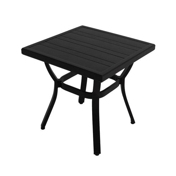Whittington Metal Side Table by Alcott Hill