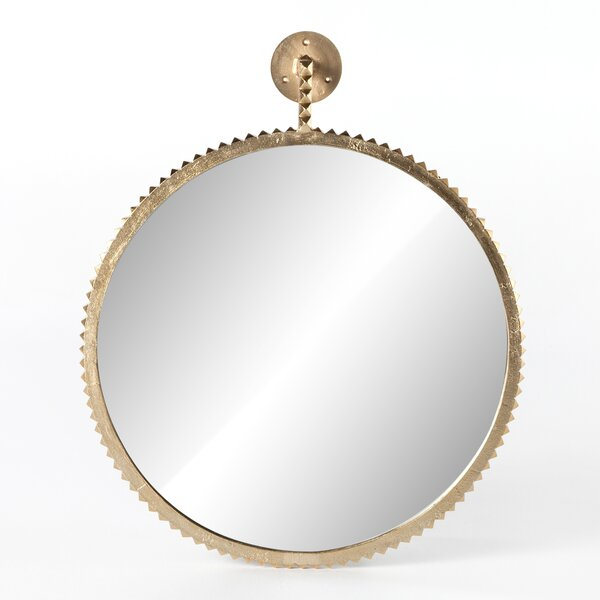 Karsyn Large Accent Mirror by Everly Quinn