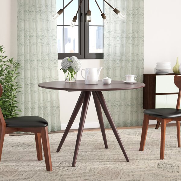 Kaitlyn Round Dining Table by Langley Street