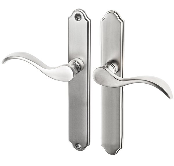 Swing Door Dummy Handleset by Rockwell Security