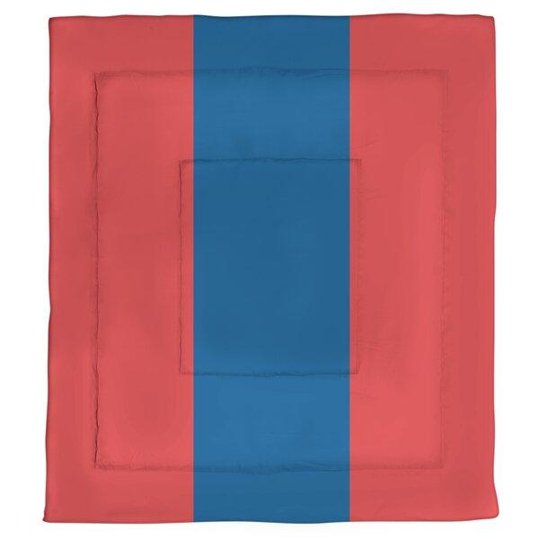 Los Angeles Baseball Single Reversible Comforter