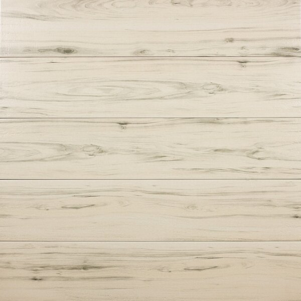 Artisan Wood 8 x 40 Ceramic Wood Look Tile in Gray by Abolos