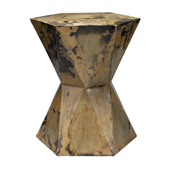 Boykins Abstract End Table By Williston Forge