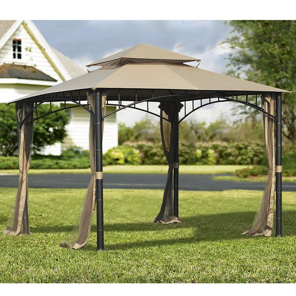 Replacement Mosquito Netting for Madaga Gazebo by Sunjoy