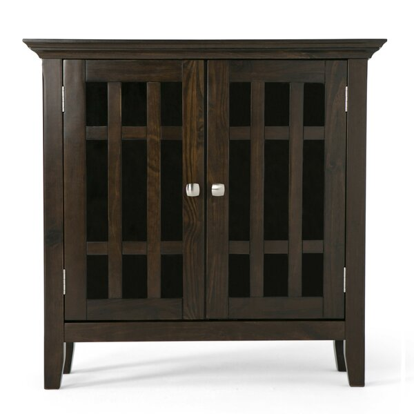 Burkhart 2 Door Accent Cabinet by Charlton Home Charlton Home