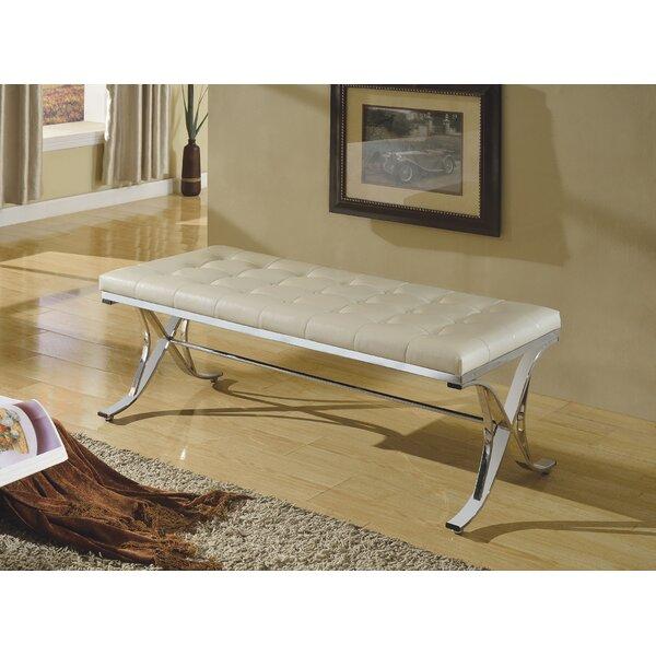 Eli Upholstered Bench by Orren Ellis