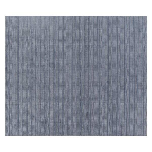 Addison Hand-Woven Gray Area Rug by Exquisite Rugs