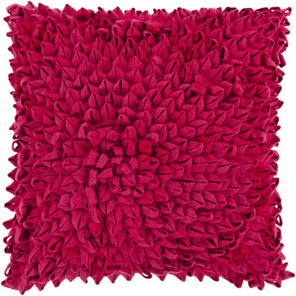 Tuers Throw Pillow Cover by Willa Arlo Interiors