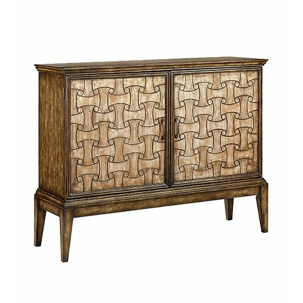 2 Door Cabinet by World Menagerie World Menagerie