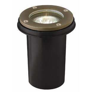 Reviews Hardy Island 1-Light Well Light By Hinkley Lighting