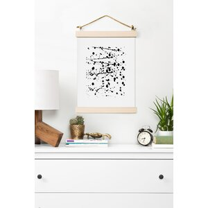 Paint Play Three Painting Print by East Urban Home