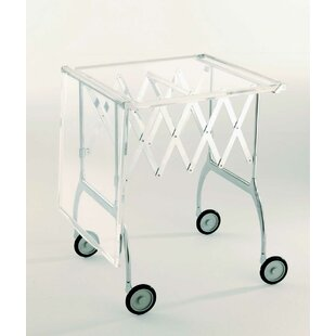Battista Extendible Folding Table by Kartell