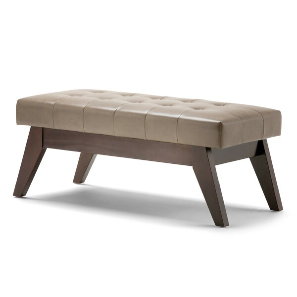Hammett Tufted Cocktail Ottoman by George Oliver