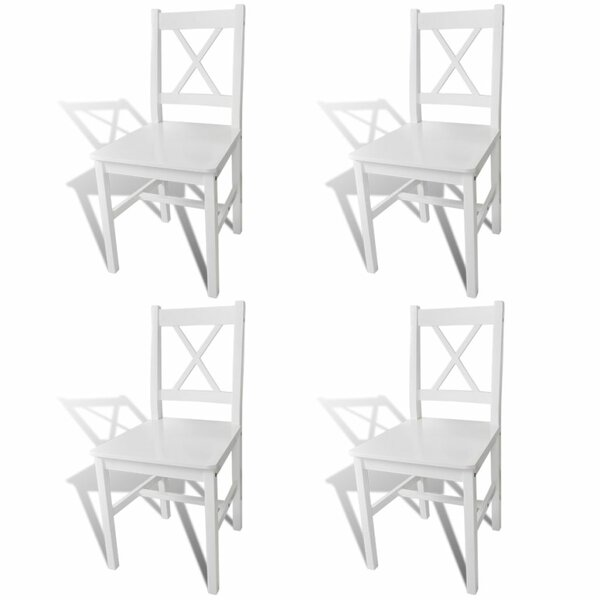 Dejesus Dining Chair (Set of 4) by August Grove