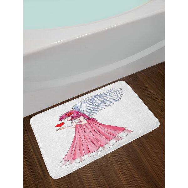 Fairytale Anime Bath Rug by East Urban Home