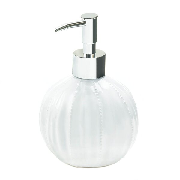 Luanne Pure Soap Dispenser by Beachcrest Home