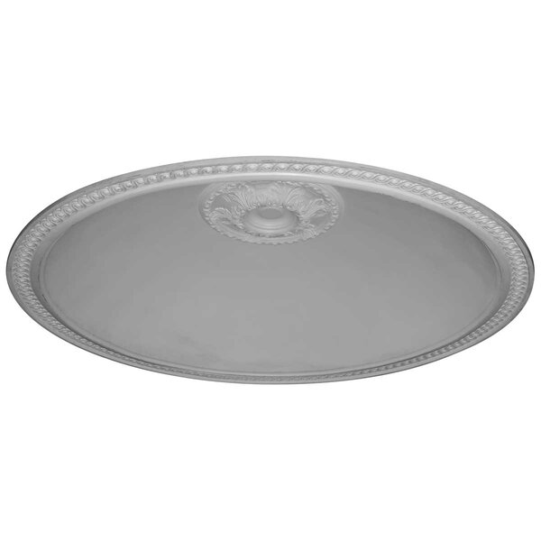 Hillsborough 79 1/2H x 79 1/2W x 16 1/2D Running Coin Ceiling Dome by Ekena Millwork