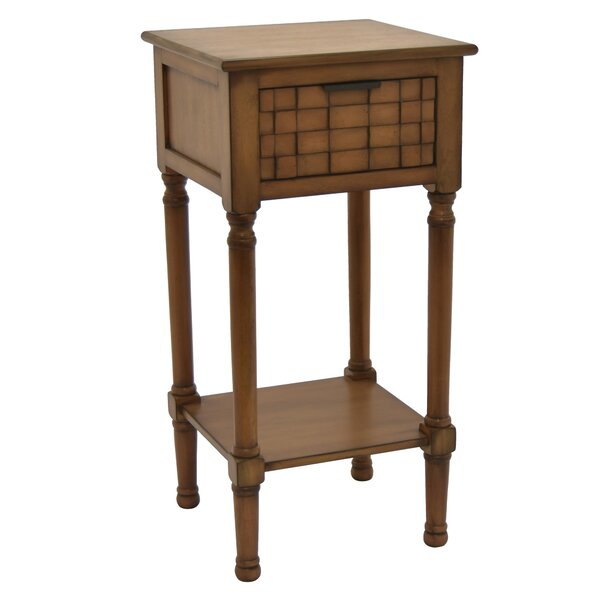 Moro End Table with Storage by Bay Isle Home Bay Isle Home