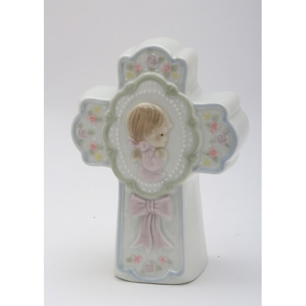 Baby Cross Plug in Night Light by Cosmos Gifts