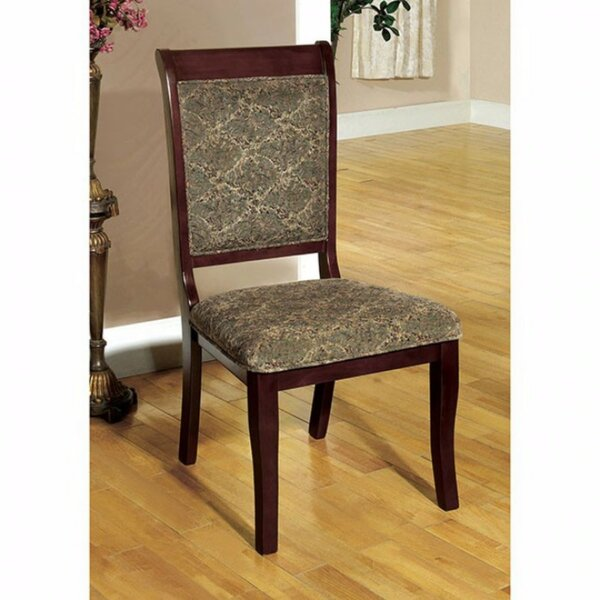 Dahlgren Upholstered Dining Chair (Set of 2) by Fleur De Lis Living Fleur De Lis Living