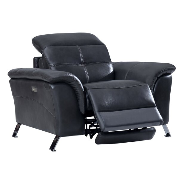 Rachmadewi Power Recliner by Orren Ellis
