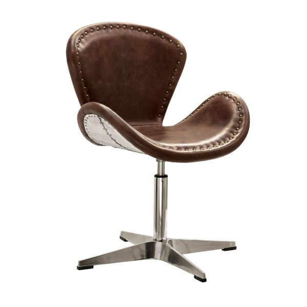 Annessia Swivel Side Chair By 17 Stories