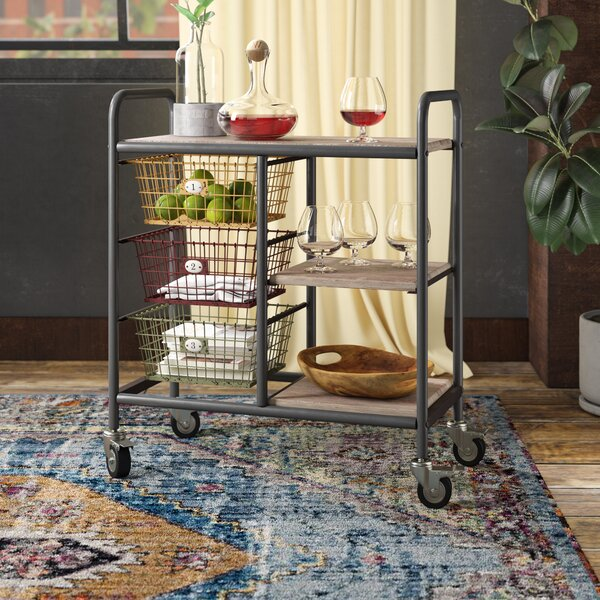 Arcadia Bar Cart by Trent Austin Design Trent Austin Design