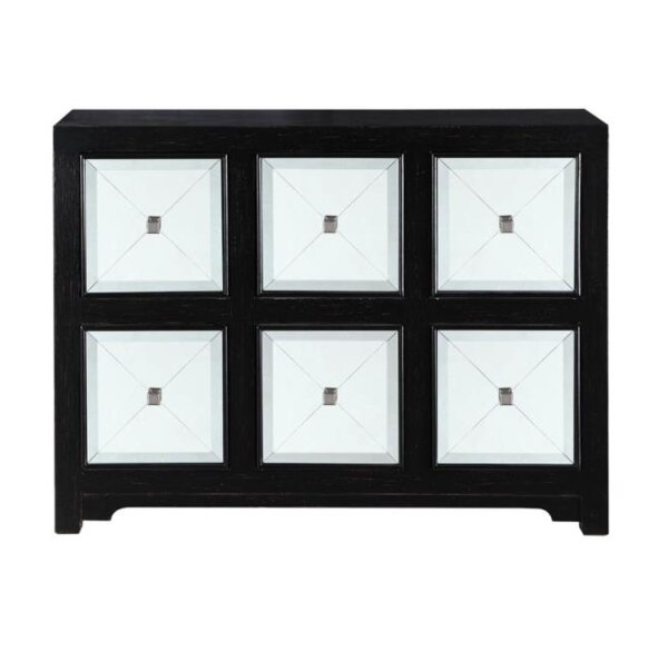 Njie Elegant 6 Drawer Accent Chest by Red Barrel Studio