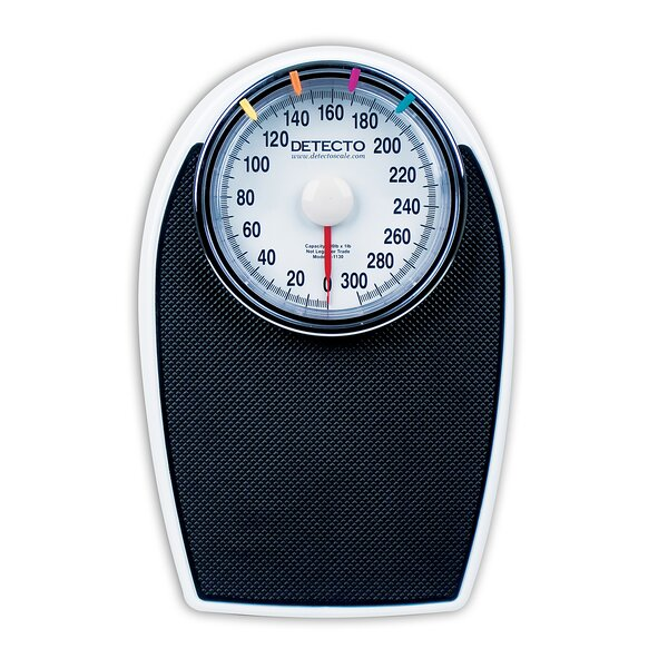 Large Easy to Read Dial Personal Scale by Detecto